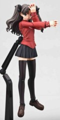Fate/stay night - Actionfigur: Rin Tohsaka