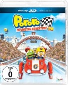 Pororo: The Racing Adventure [Blu-ray 3D]