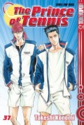 The Prince of Tennis - Bd.37