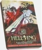 Hellsing Ultimate OVA I+II - Steelbook Edition
