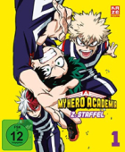 My Hero Academia: Staffel 2 - Vol. 1/5
