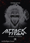 Attack on Titan: Deluxe Edition - Bd. 09