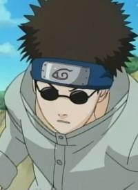 Charakter: Shino ABURAME