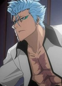 Charakter: Grimmjow JEAGERJAQUES