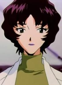 Charakter: Naoko AKAGI