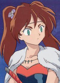 Charakter: Ayame