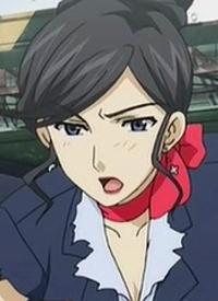 Charakter: Rei KAKIZAKI