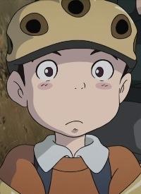 Charakter: Juuichi TOYOSHIRO
