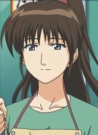 Charakter: Sakura Hiromi's Mother