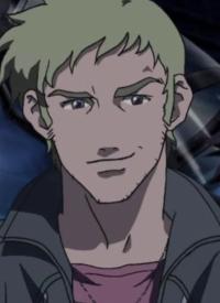 Charakter: Roy FOCKER
