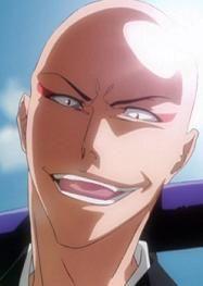 Charakter: Ikkaku MADARAME