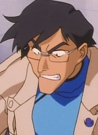 Charakter: Seiya URIBATAKE