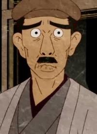 Charakter: Kiyoshi MORIYA