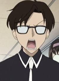 Charakter: Makoto TAKEI