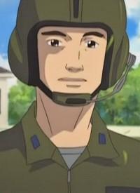 Charakter: Kimura