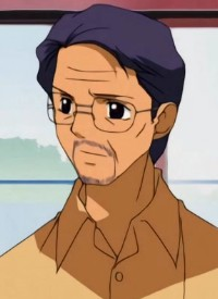 Miki's Father