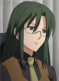 Charakter: Rin ASOUGI