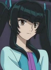 Charakter: Liu Mei WANG