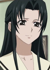 Charakter: Kanako HOSOKAWA
