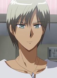 Charakter: Kouta SAITOU