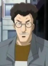 Charakter: Kawashima