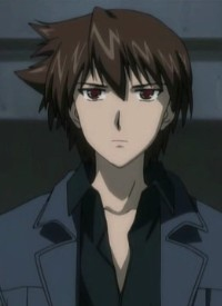 Charakter: Kazuma YAGAMI