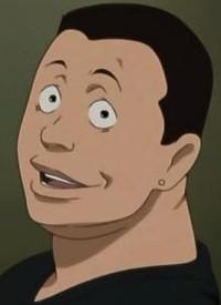 Charakter: Hatomura SHINSUKE