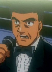 Charakter: Ring Announcer