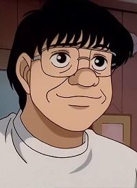 Charakter: Haruhiko YAGI