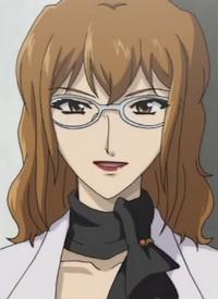 Charakter: Sayuka SHIRAMINE