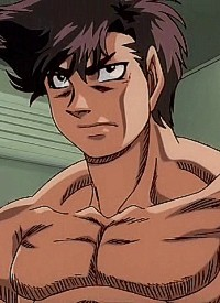 Charakter: Takeshi SENDOU