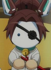 Charakter: Chiba-chan