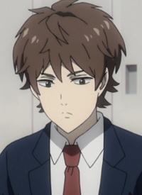 Charakter: Masami SAOTOME