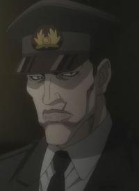 Charakter: Ishihara