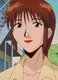 Charakter: Julia MURAI