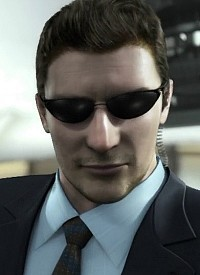 Charakter: Davis' Bodyguard