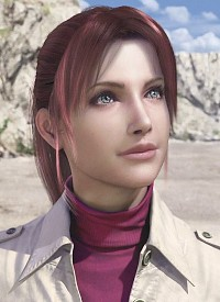 Charakter: Claire REDFIELD