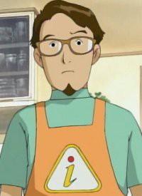 Charakter: Miyako no Chichi