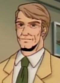 Charakter: James THORNDIKE