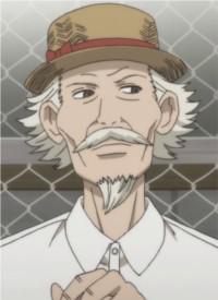 Charakter: Zenji ISOHATA
