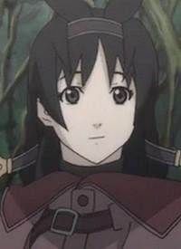 Kaaya ist ein Charakter aus dem Anime »Druaga no Tou: The Aegis of Uruk«.