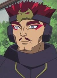 Charakter: Admiral Jigokku