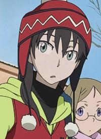 Charakter: Sasha