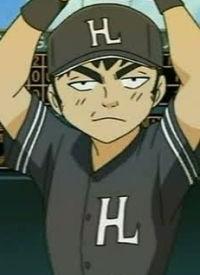 Charakter: Saburou OKAMURA
