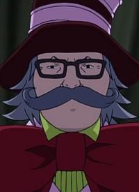 Charakter: Theater Director