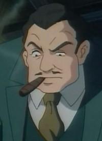 Charakter: Masatada KUSONOKI