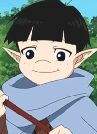 Charakter: Young Mage