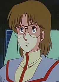 Charakter: Vanessa LAIRD