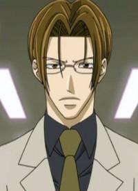 Charakter: Yukihito YASHIRO
