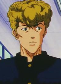 Charakter: Yuuji OOKUSU